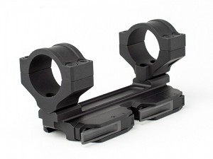 BOBRO ENGINEERING PRECISION SCAR 17 OPTIC MOUNT 30MM RINGS DUAL LEVER