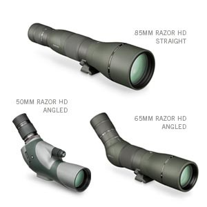 RAZOR HD SPOTTING SCOPES