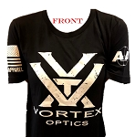 A&A OPTICS/VORTEX/NINE LINE TACTICAL T-SHIRT