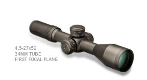 RAZOR HD GEN II 4.5-27X56 RIFLESCOPE EBR-7C RETICLES